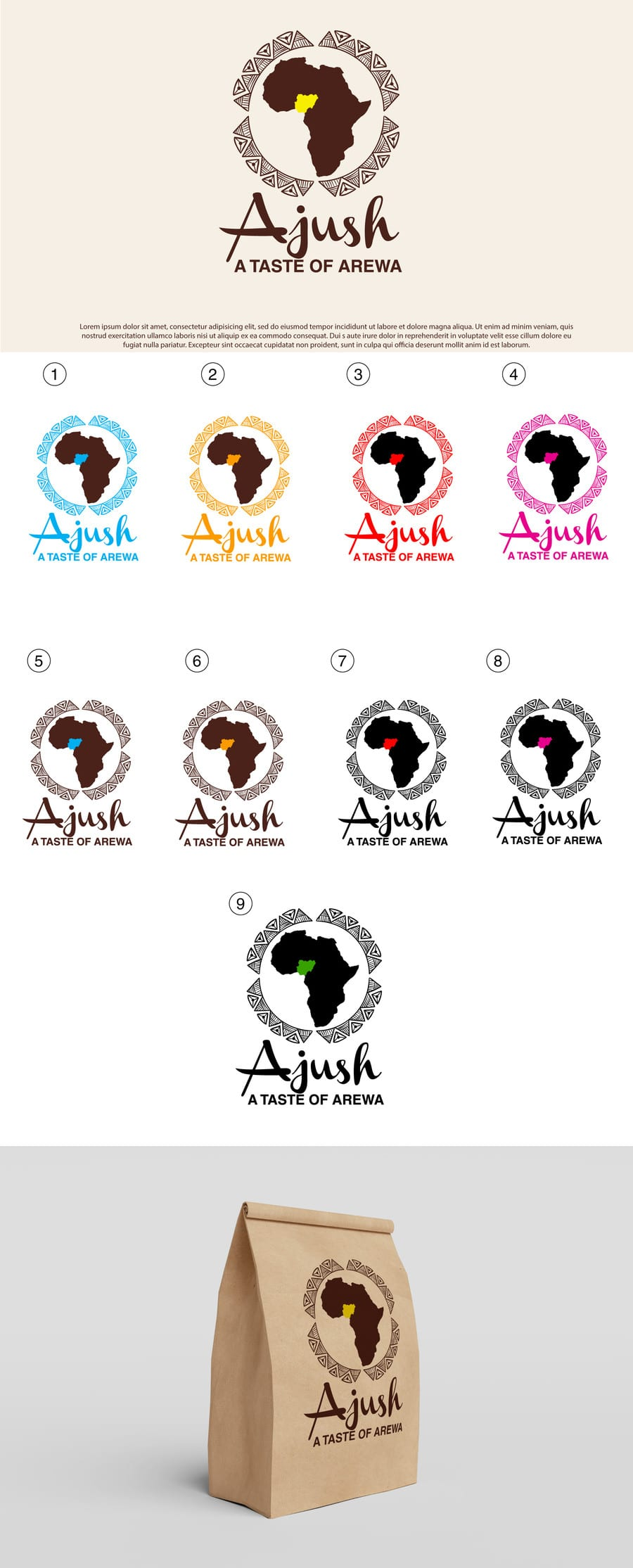 Ajush-presentation