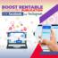 Boost rentable pour votre publication sur Facebook/Instagram
