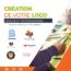 Création d'un LOGO professionnel avec des idées originales